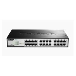Switch d - link 24 ptos 10 100