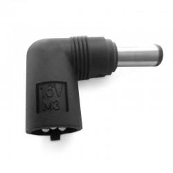 Conector tip 16v cargador...