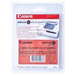 Ampliacion garantia canon a...