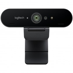 Webcam logitech brio stream...