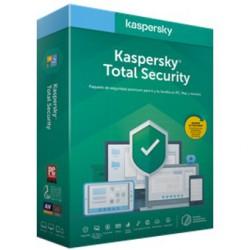 Antivirus kaspersky total...