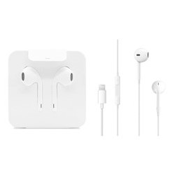 Auriculares apple earpods...
